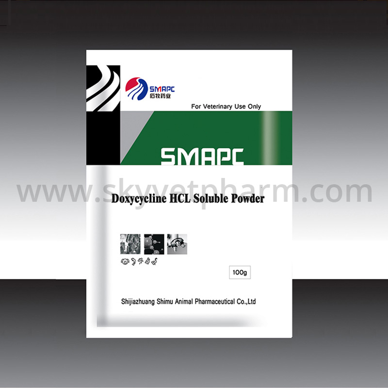 Doxycycline Hydrochloride For Chicken Coli Disease