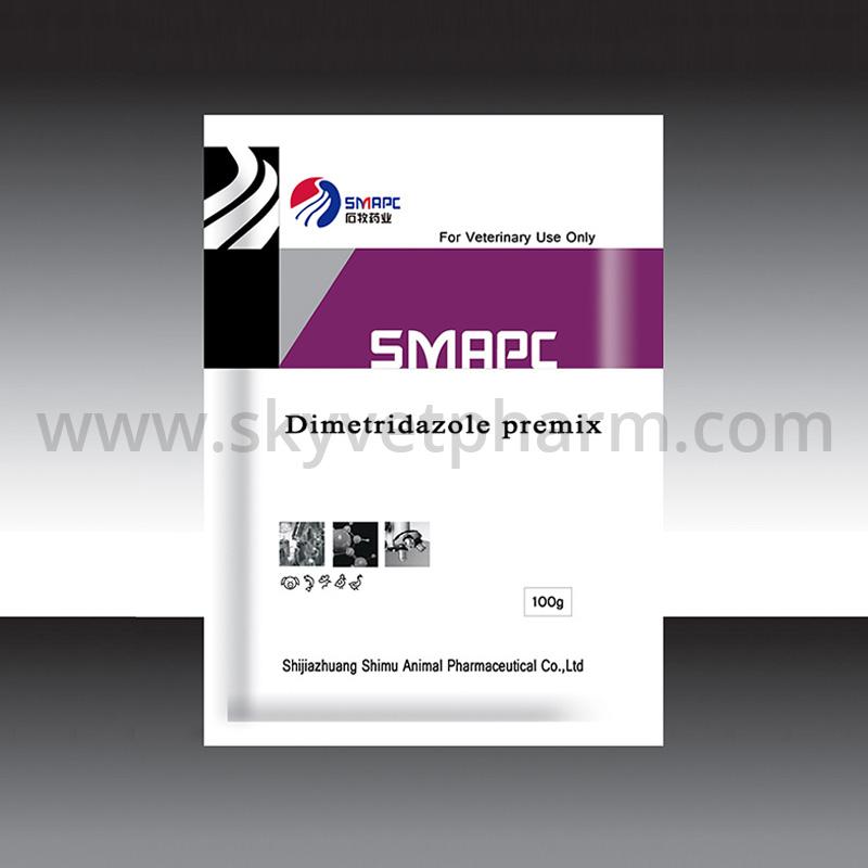 Dimetridazole Premix for Pigs