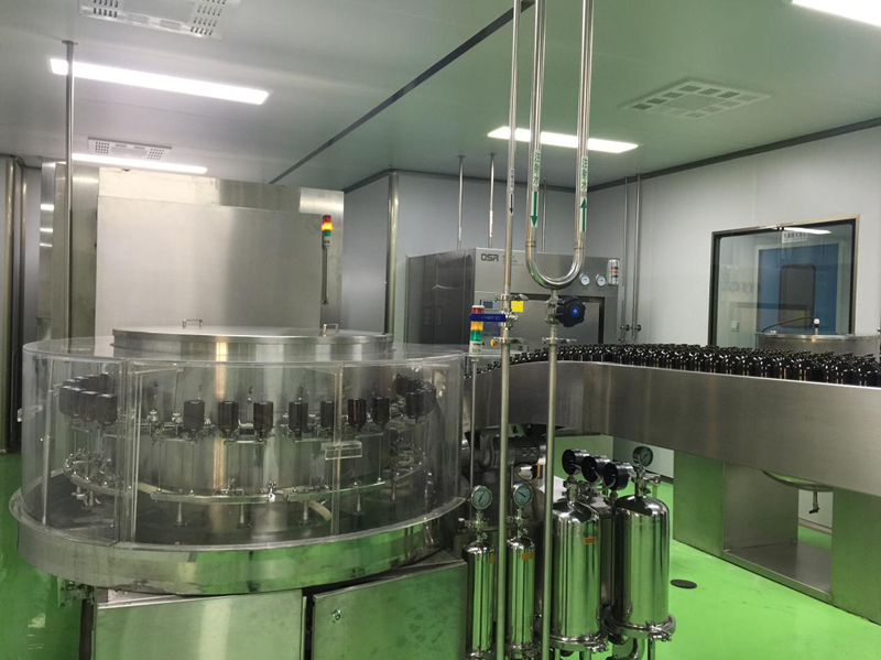 Production Machinery For Veterinary Drugs
