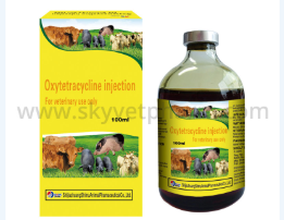 Oxytetracycline Injection Animal