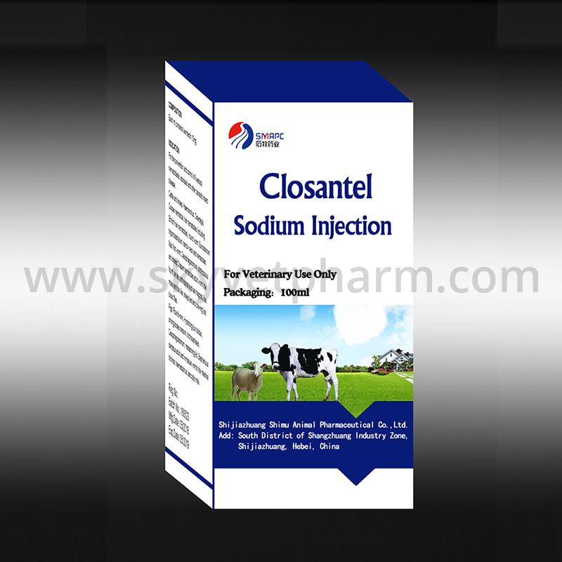 Closantel Sodium Injection