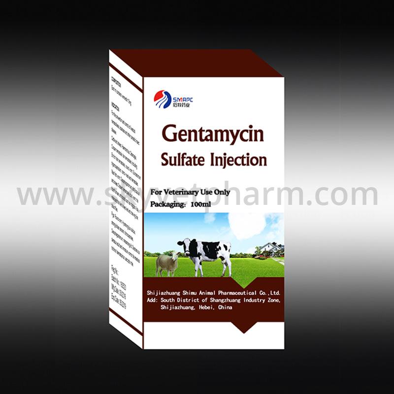 Gentamycin Sulfate Injection