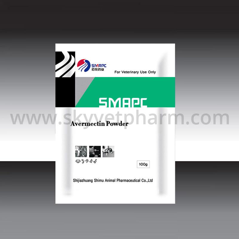 Avermectin powder