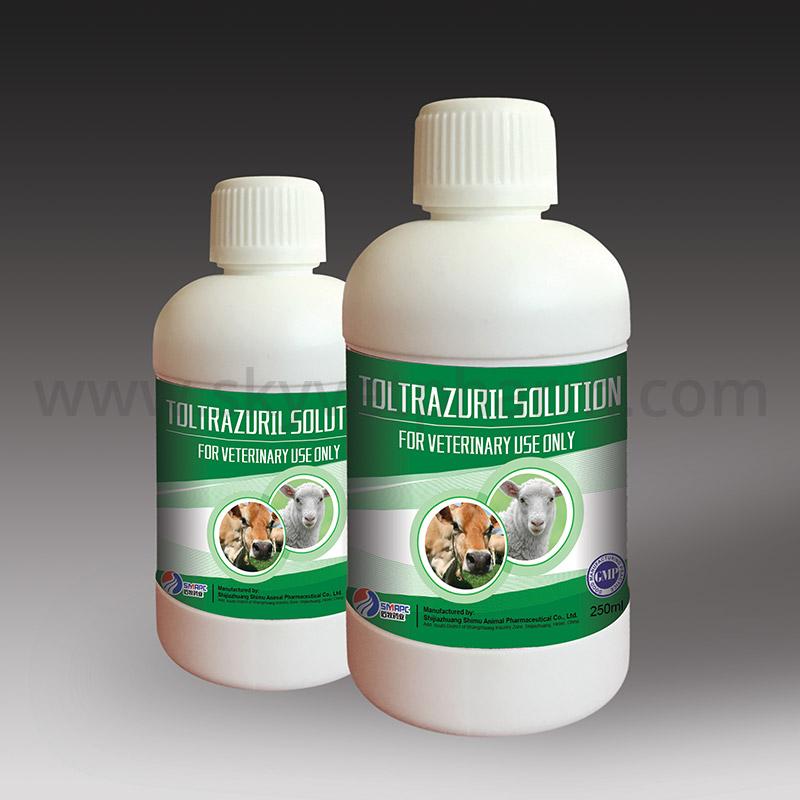 Toltrazuril 2.5% solution