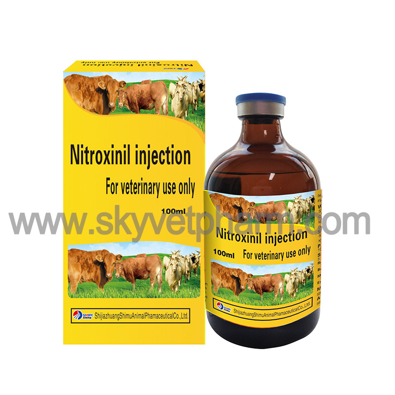 Nitroxinil injection