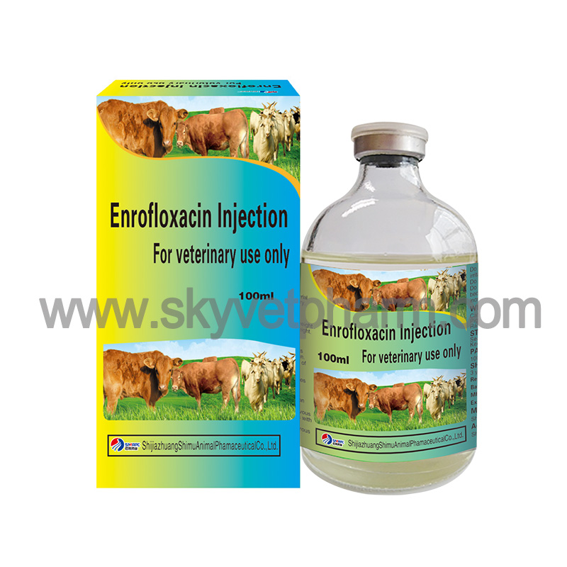 Enrofloxacin Injection