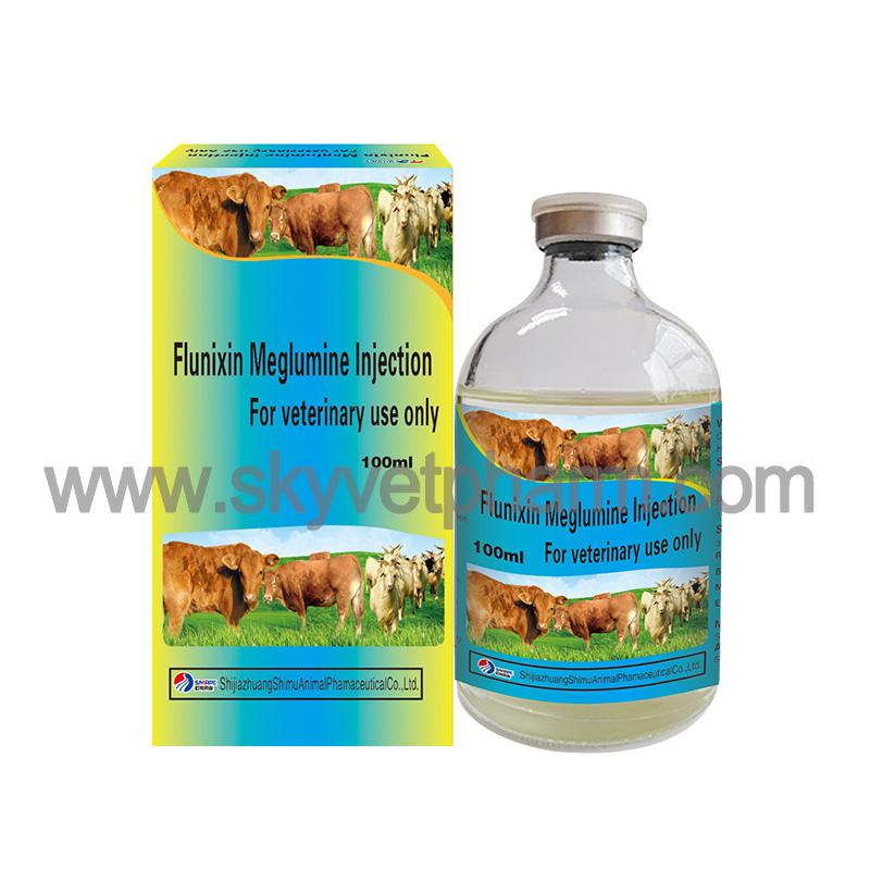 Flunixin Meglumine Injection