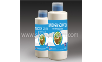Application Of Tilmicosin Solution