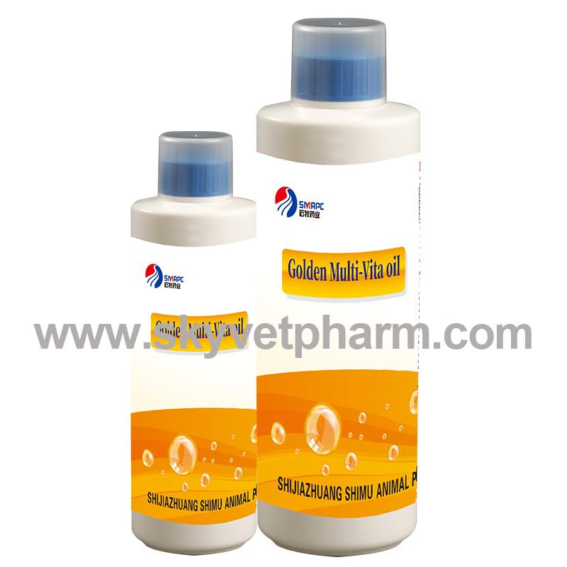Golden Multi-Vitaoil